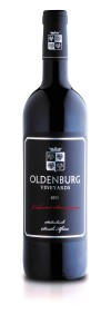 Oldenburg Vineyards Cabernet Sauvignon 2011
